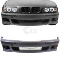 Set Stoßstange vorne Nebelleuchten für BMW E39 Bj95-03 Sport Optik kein PDC SRA
