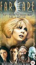 Farscape Vol. 1.8 - 1.17 Through the Looking Glass / 1.18 A Bug's Life [VHS] [19