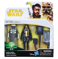 NEW Star Wars Force Link 2.0 Lando Calrissian & Kessel Guard 2-Pack