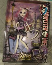 monster high Scaris City of Frights Catrine DeMew Daughter of a Werecat 6+