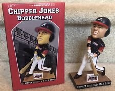 Atlanta braves Chipper Jones 2000 MLB All-Star Game Bobblehead 9/10/16 SGA