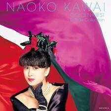 Golden Best Kawai Naoko - B Men Korekushon  Japan CD album 2xcd