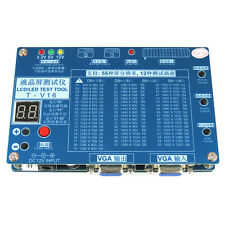 New TV Laptop Computer Repair Tool LCD/LED Panel Tester with 55 Programs