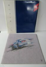 1996 Chevrolet Corvette Dealer Brochure Booklet & Envelope