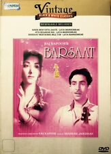 Barsaat - Raj Kapoor, Nargis - Official Hindi Movie DVD ALL/0 With Subtitles