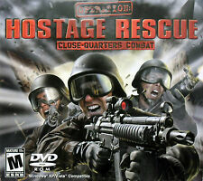 OPERATION: HOSTAGE RESCUE - PC GAME *** Brand New & Sealed ***