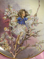 VILLEROY & BOCH PLATE CICELY MARY BARKER FLOWER FAIRY BLACKTHORN HEINRICH