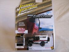 2018 Johnny Lightning M&J Toys Exclusive '80 Toyota Baja Land Cruiser