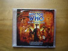 Doctor Who No Man's Land, 2006 Big Finish audio book CD