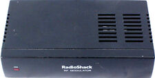 RadioShack PlayStation XBOX TV RF Modulator Gaming Adapter with S Video Cable