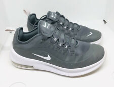Ladies Nike Air Max Trainers Size 5 Grey & White Running Shoes Lovely Condition