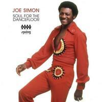 JOE SIMON Soul For The Dancefloor - New & Sealed 70s Soul CD (Kent) Modern Soul