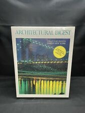 SEALED Architectural Digest Inside New York Collector Edition 550 piece - 1990
