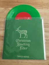 """Twisted Nerve- Christmas Stocking Filler - Green 7"""" Single - Discount For 2+"""