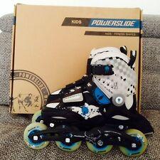 Powerslide Kids Inline Phuzion 3 Boys Gr:31-34 Inkl.Skatetasche Neu &OVP