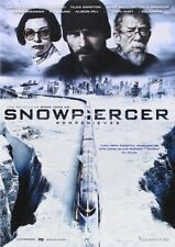 SNOWPIERCER (2013 Chris Evans) -  DVD - New & sealed PAL Region 2