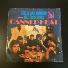 CANNED HEAT Rollin' and Tumblin' (Liberty ‎– 55979) Picture Sleeve ONLY PS Rare