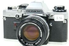 Olympus OM10 with 50mm f1.8 ZUIKO TESTED