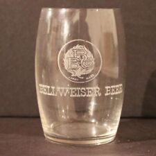 Bellweiser Brewing Etched Glass - Buffalo NY