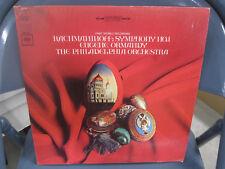 LP Ormandy / Phila Orch / Rachmaninoff / Symphony No. 1
