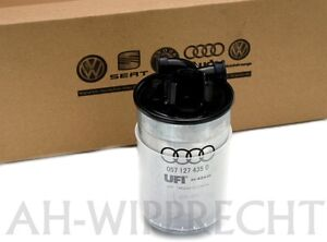 Original VW Audi V6 TDI 2.5L Dieselfilter Kraftstofffilter A4 A6 Passat Diesel