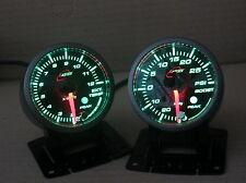 -= EGT PYRO GAUGE =- 52mm PYROMETER- Green LHS  Suit PJ PK Ford Ranger 2006-2011