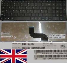 TECLADO QWERTY UK ACER AS5741G AS5810T LM85 NSK-AL10U 9Z.N1H82.10U KB.I170A.171