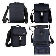 "BUBM Shoulder Bag for Apple iPad 2 3 4 Air 1 2 Pro Mini iPhone Tablet 10"" Case Deep Blue"