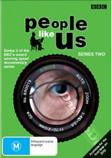 People Like Us - Series Two NEW PAL Cult DVD