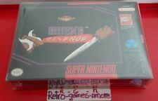 Shien's Revenge (Super Nintendo, 1994), SNES, Actual pict, Authentic, Fast ship.