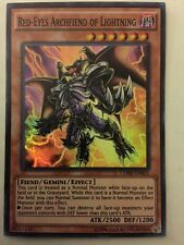 Red-Eyes Archfiend Of Lightning - CORE-EN023 - Super - Near Mint - Yugioh