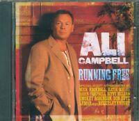Ali Campbell - Running Free (Ub40) Cd Eccellente
