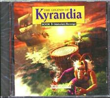 Legend of Kyrandia Book 3 (MAC-CD, 1995) for Macintosh - NEW CD in SLEEVE