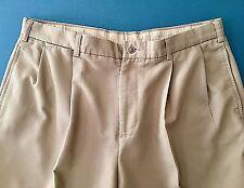 Men's NAUTICA Beige Pants ~ 38W X 34L