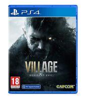 Resident Evil Village uncut inkl. PS5 Upgrade (PS4)