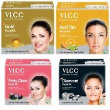 VLCC women Gold, Silver, Papaya, Diamond, Anti Tan Facial Kit, Smooth Glow Skin