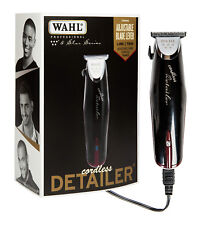 Wahl Professional 5 Star Cordless BLACK Detailer #8163 Hair Removal trimmer 8558