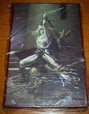 MICHAEL MOORCOCK ELRIC THE VANISHING TOWER 1ST ED. US SEALED MICHAEL WHELAN