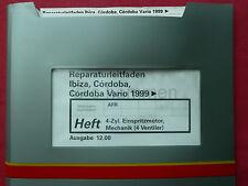 Reparaturleitfaden Seat Ibiza Cordoba > 1,0l Motor AFR 51 kW  Mechanik Zahnrie