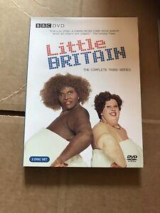 Little Britain - Series 3 (DVD, 2006, 2-Disc Set)