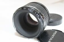 Good smc PENTAX 67 SOFT 120mm f/3.5 SMC P 6X7 MF Lens from JAPAN