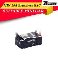 Rocket mini 18A Brushless ESC Electric Speed Controller fr Kyosho Mr03 Drift Car