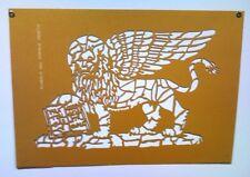 Mascherina Spray 500x350 Leone di San Marco Veneto Venezia