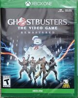 Ghostbusters: The Video Game Remastered Xbox One New!