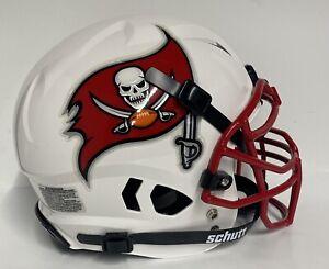 Tampa Bay Buccaneers Custom Full Size Authentic Vengeance Football Helmet BUCS !