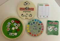 Monopoly Express Board Game Parker Travel Edition Property Trading Game Complete