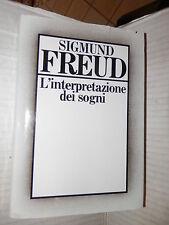 L INTERPRETAZIONE DEI SOGNI Sigmund Freud Mondolibri 2006 psicologia libro di