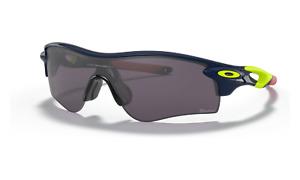 Oakley Radarlock Path Sunglasses OO9206-6438 Navy Blue Frame W/ PRIZM Grey (AF)