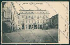 Asti San Damiano cartolina QQ7153