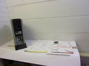 Vintage Lucent Technologies Web Communications Server w Doc's